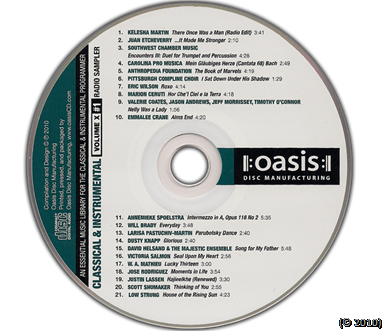 oasis_sampler2010_cd